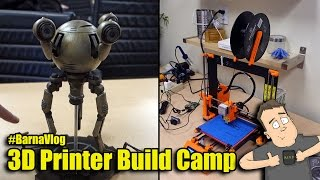 Eastside 3D Printer Build Camp - Building Prusa i3 v1 & v2(, 2016-08-07T00:34:16.000Z)