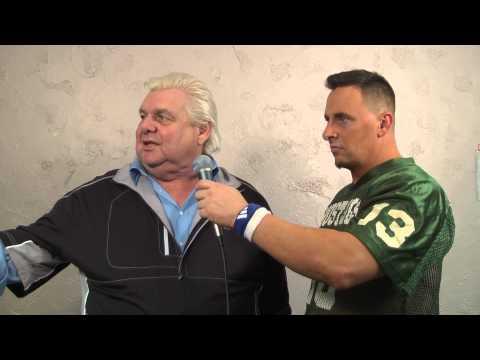 Pro Wrestling 101 - Larry Sharpe & Danny Cage