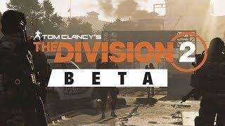 SPELKVÄLL - The Division 2 Beta (ingen mat, bara spel!)