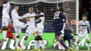 Zlatan Ibrahimovic Top 10 Free Kicks Ever | HD