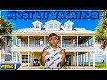 Staying In A $500,000 BEACH HOUSE!! In Galveston TX [Family Vacation Vlog]