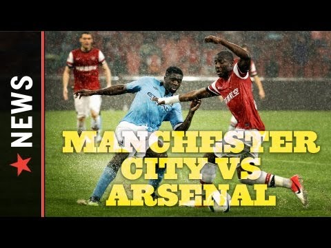 Manchester City vs Arsenal 2012: EPL Table Positioning at Stake Sunday Afternoon at Etihad