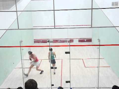 Joelle King vs Rachel Grinham Game 3.MP4