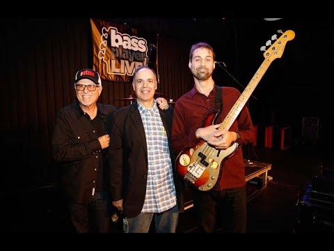 """Bass Player Live! 2017: Donald """"Duck"""" Dunn Clinic"""