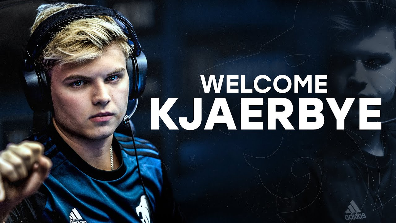 Kjaerbye Joins North Thescore Esports