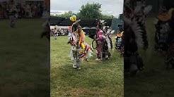 Santee Lucky Mound powwow 2019
