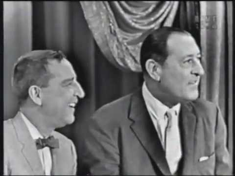 Arthur Treacher on IGaS 9/2/59