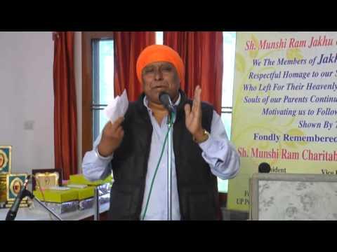 SHRI MUNSHI RAM CHARITABLE TRUST & SADA PIND SADE LOK 6
