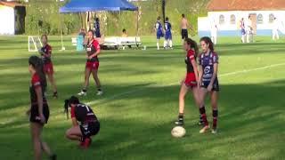 Feminino M16 2019 | SESI Jacareí Rugby Preto x São José Rugby | Torneio SPAC