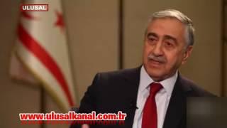 KKTC Cumhurbaşkanı Mustafa Akıncı: Rum topraklarının bir miktarı iade edilebilir