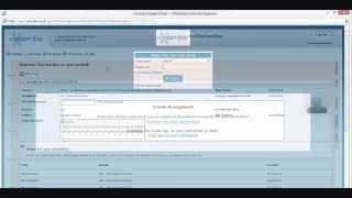 Ecordia | Uploading evidence and submitting work