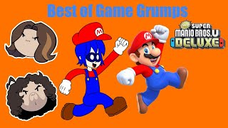 Best of Game Grumps: New Super Mario Bros U Deluxe