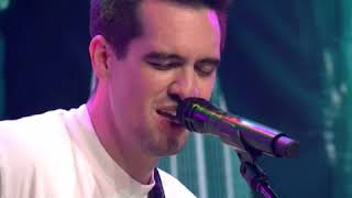 """Panic! At The Disco """"Say Amen (Saturday Night)"""" LIVE Acoustic Performance 6/22/18"""