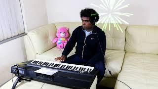 Etho oru paaddu keyboard cover / unnidathil ennai koduthen songs