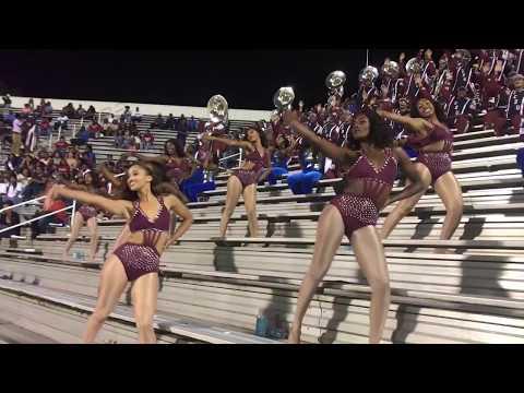 South Carolina State University Champagne Dancers