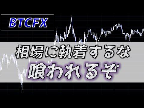 BTC短期目線の投資家が翻弄される相場2018年10月16日