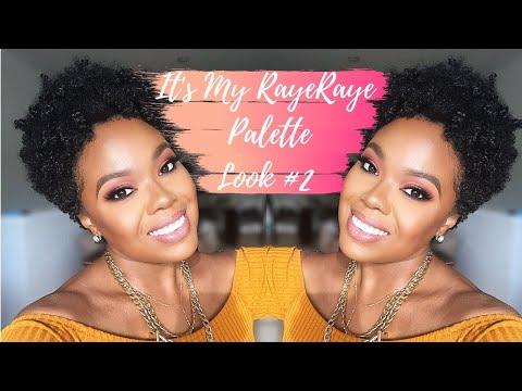 Get Bronzed with this 24k Rose Gold Look Using It's My RayeRaye Palette! #itsmyrayerayexbhcosmetics thumbnail