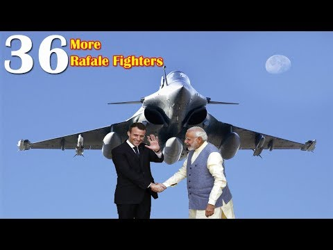 France Wanted India To Announce Talks For 36 More Rafale Fighters