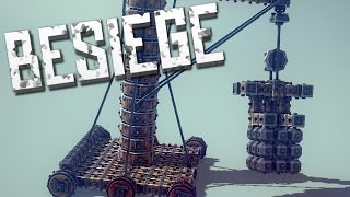 WRECKING BALL - Besiege Alpha Sandbox