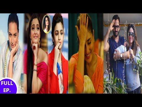 Sonakshi, Sonam & Alia REACTS TO NEPOTISM Remarks | Kareena REACTS On Taimur's Nickname