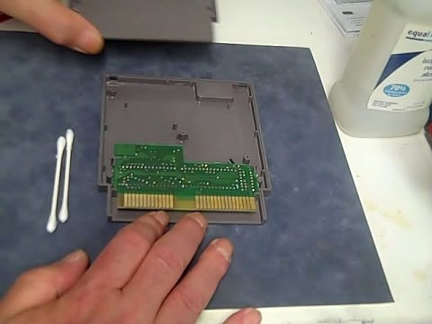 How to Clean NES Games | How to Open and Clean Your NES Cartridges