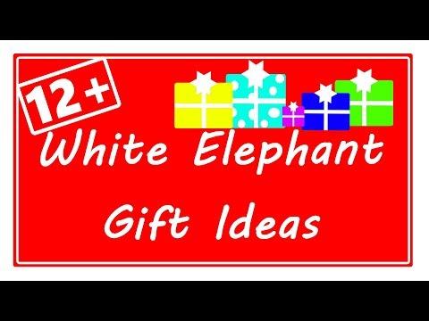 DIY White Elephant Gift Ideas