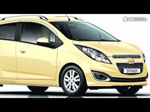 2013 Chevrolet Beat Facelift revealed