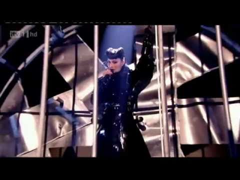 Nicole Scherzinger - Poison Live on X Factor