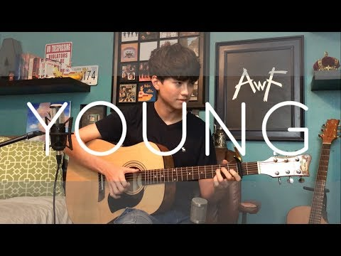 Young - The Chainsmokers - Cover (Fingerstyle/Vocal)