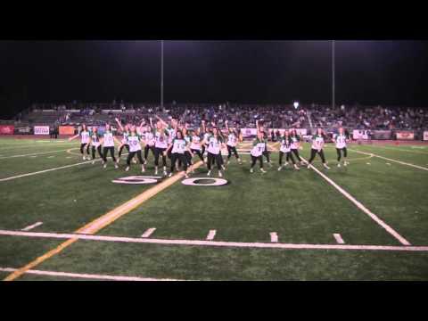 Thousand Oaks High School Dance Team - October 30, 2015