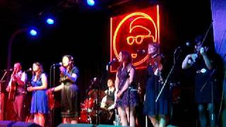 The Unthanks,Heres the tender coming , Manchester ,Band on the wall, 20/ 10/ 09