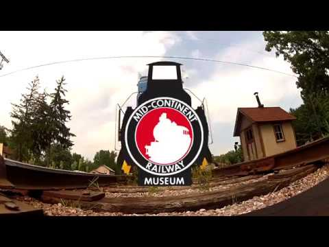 Mid-Continent Railway Museum 60 Second Promo