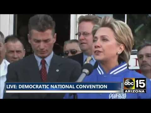 FULL: 9/11 First Responder Joe Sweeney - Democratic National Convention