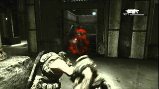 Gears of War III Campaign WALKTHROUGH #36 - Generator Room