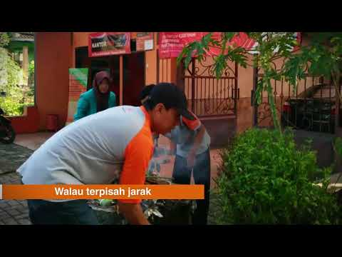 Pos Indonesia Bergerak 2018 - Kantor Pos Banyuwangi 68400 - Tantangan Pos Asik