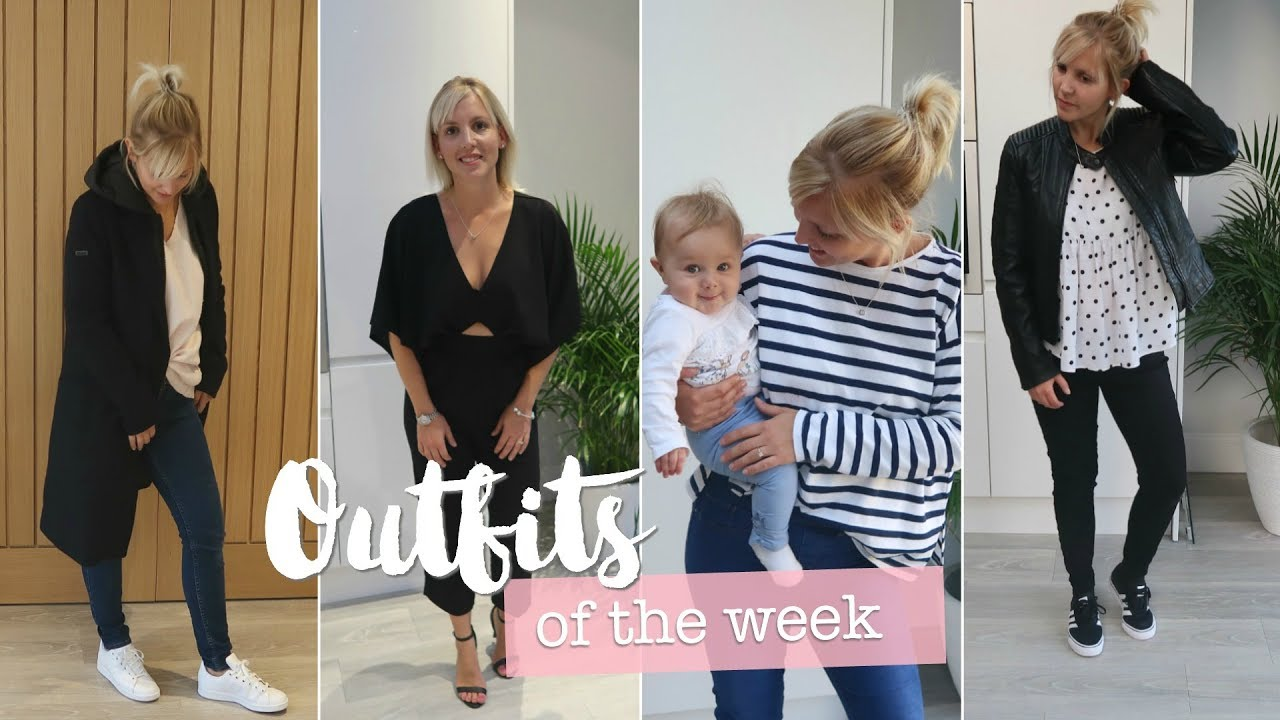 810e2ed448 Outfits of the Week