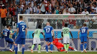 World Cup 2018 Highlights: Argentina Vs Croatia~Nigeria Vs Iceland