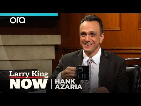 Trump, Pacino, Woody Allen: Hank Azaria's many impressions | Larry King Now | Ora.TV