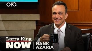 Trump, Pacino, Woody Allen: Hank Azaria's many impressions | Larry King Now | Ora.TV streaming