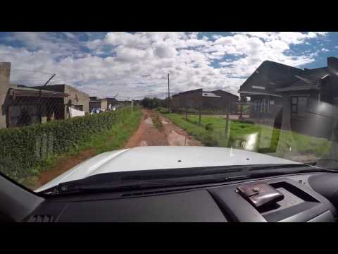 Neil and Tony Lesotho Vlog 2