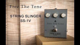 Free The Tone String Slinger SS-1V Overdrive by Guitars Rebellion