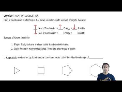 Understanding Heat of Combustion