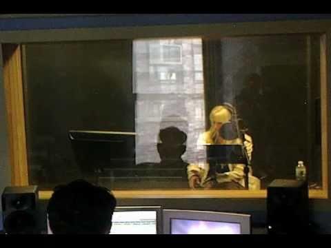 Daria In Studio Recording GPS Voice for NavTones.com