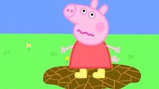 Peppa Pig in Hindi - Very Hot Day - Garmi ka Din -  Kahaniya - Hindi Cartoons for Kids