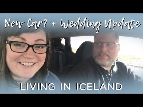 New Car? + Wedding Update - Living in Iceland | Sonia Nicolson