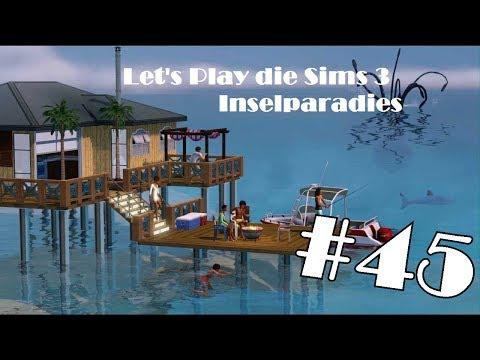 Lets Play Die Sims 3 Inselparadies 45 Kein Bisschen Begabt