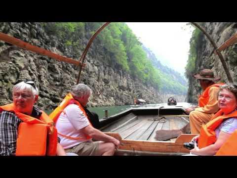 Sinorama Tour ( E0502B-2013/23D). Lesser  Three Gorges excursion