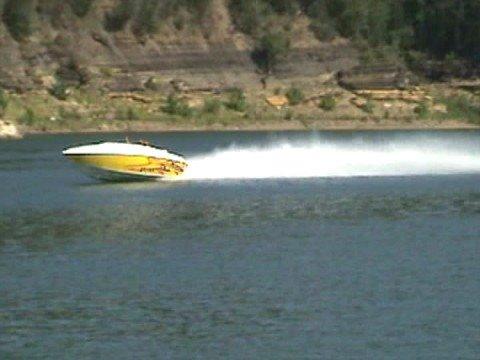 2008 Lake Cumberland Poker Run Baja