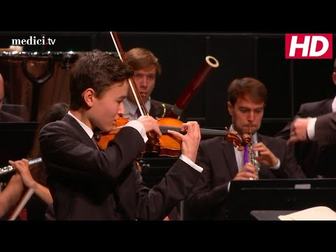 Lahav Shani, Daniel Lozakovich - Bruch: Violin Concerto No. 1 in G Minor