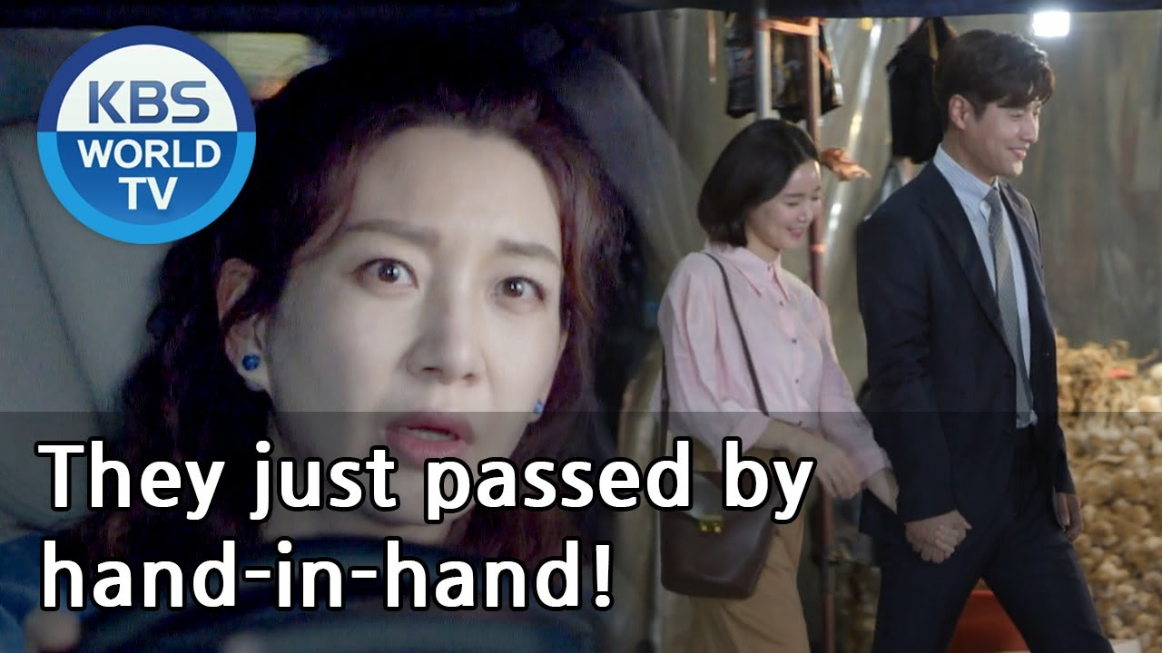 (1Click Scene) They just passed by hand-in-hand! 👫  [Brilliant Heritage/ENG,CHN/2020.08.06]